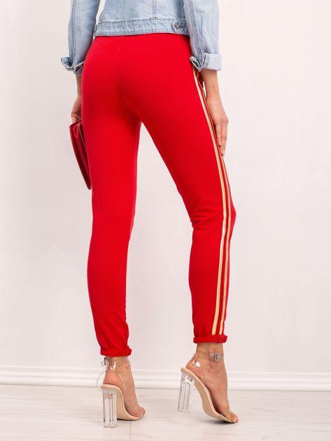 Czerwone spodnie Voila                              zdj.                              2