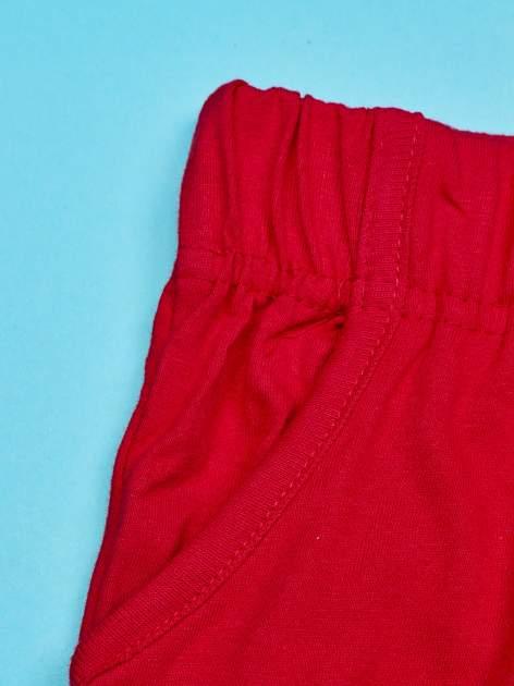 Czerwone szorty dla dziewczynki MY LITTLE PONY                                  zdj.                                  3