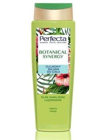 DAX Perfecta Botanical Synergy Olejkowy Żel - detox pod prysznic - Zielona Herbata i Mango 400 ml