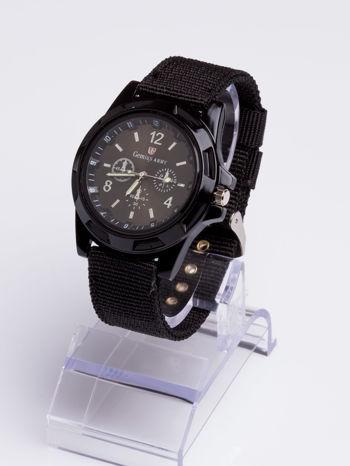 DLA NIEGO... Czarny zegarek męski ARMY                                  zdj.                                  2