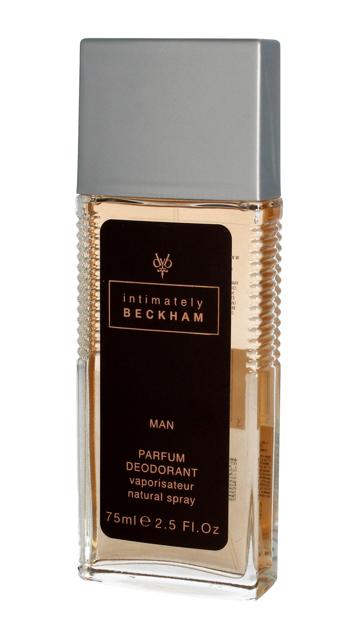 """David Beckham Intimately Dezodorant naturalny spray 75ml"""""""