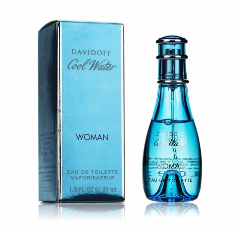 Davidoff COOL WATER WOMAN (W)EDT Damska woda toaletowa SP 30 ml                              zdj.                              2