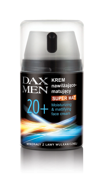"""Dax Cosmetics Perfecta Men Krem nawilżająco matujący 20+"""""""