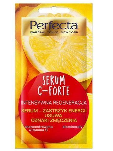 Dax Perfecta Serum C - Forte intensywnie regenerujące ZASTRZYK ENERGII  8 ml