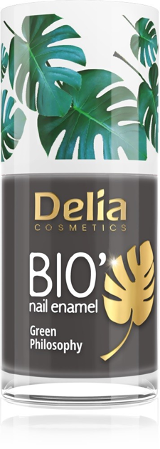"Delia Cosmetics Bio Green Philosophy Lakier do paznokci nr 620 Paradise  11ml"""