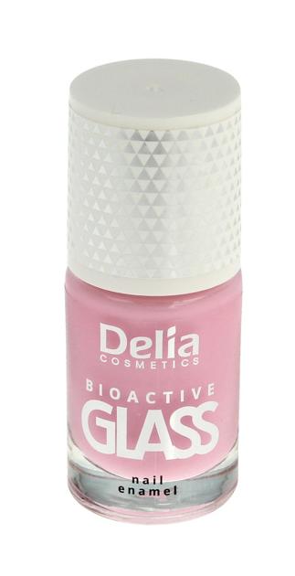 "Delia Cosmetics Bioactive Glass Emalia do paznokci nr 02  11ml"""