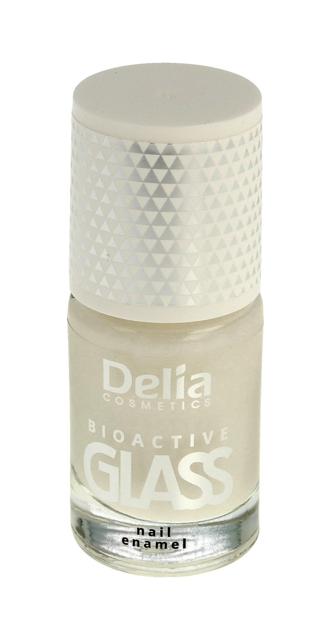 "Delia Cosmetics Bioactive Glass Emalia do paznokci nr 05  11ml"""