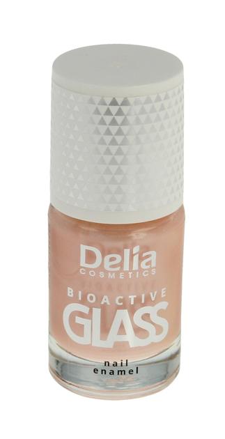 "Delia Cosmetics Bioactive Glass Emalia do paznokci nr 06  11ml"""