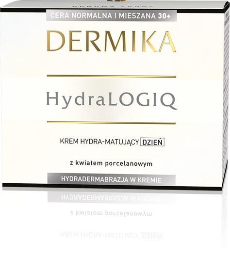 """Dermika HydraLogiq Krem hydra-matujący na dzień  50ml"""""""