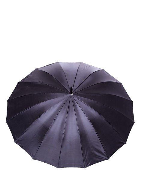 Długi czarny parasol                              zdj.                              2