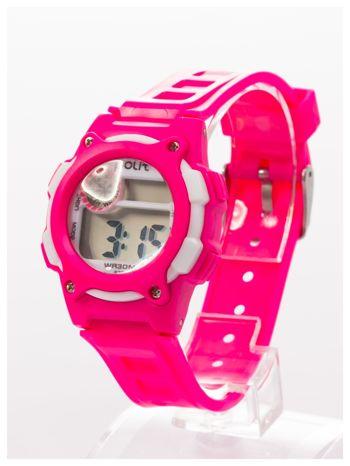 Dziecięcy zegarek sportowy wielofunkcyjny. Łatwy w obsłudze. Idealny dla dziecka. Wodoodporny. 2 kolory podświetlenia                                  zdj.                                  4