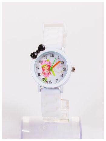 Dziecięcy zegarek z bajkowym motywem na wygodnym silikonowym pasku                                  zdj.                                  1