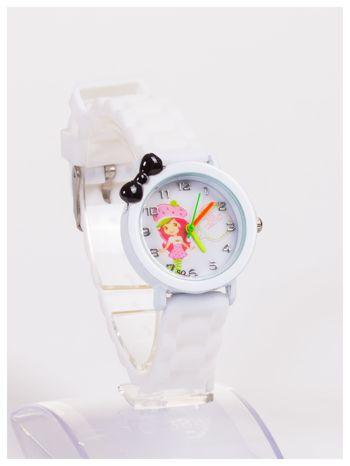 Dziecięcy zegarek z bajkowym motywem na wygodnym silikonowym pasku                                  zdj.                                  2