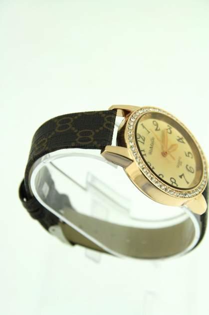 Elegancki damski zegarek z cyrkoniami                                  zdj.                                  2