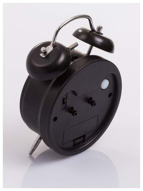 Elegancki i skuteczny :) BUDZIK zegarek stojący z lampką z motywem LONDON                                  zdj.                                  4