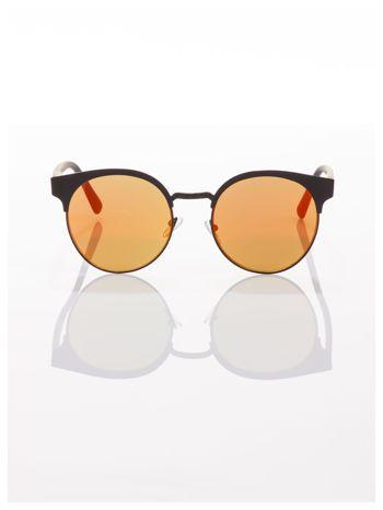 FASHION okulary przeciwsłoneczne KOCIE OCZY VINTAGE                                  zdj.                                  1