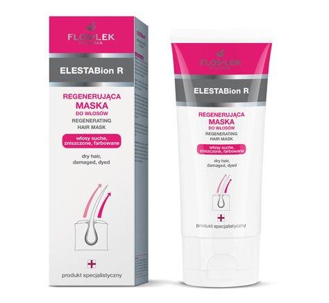 FLOSLEK ELESTABion R Regenerująca maska do włosów - NOWOŚĆ 200 ml