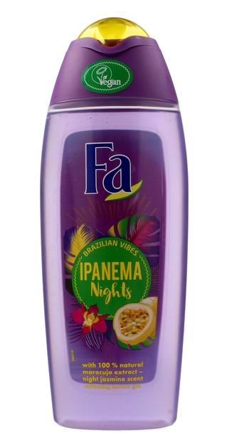 """Fa Ipanema Nights Żel pod prysznic odświeżający dla kobiet  400ml"""""""