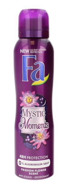 "Fa Mystic Moment 48H Dezodorant w sprayu 150ml"""