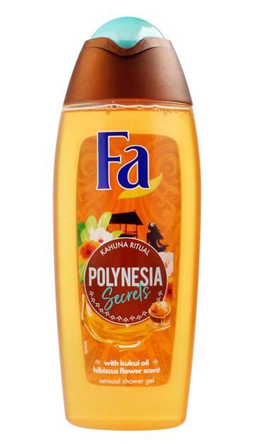 "Fa Polynesia Secrets Żel pod prysznic Kahuna Ritual 400ml"""
