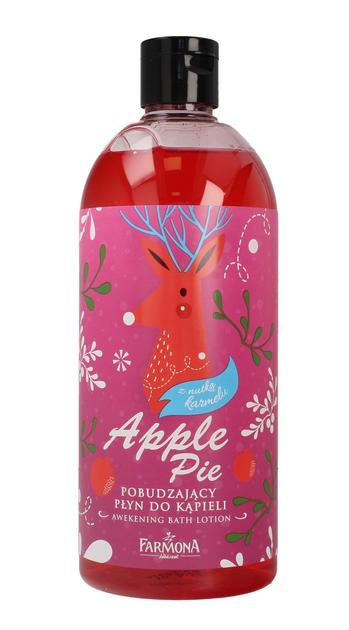 """Farmona Płyn do kąpieli pobudzający Apple Pie- wersja świąteczna  500ml"""""""