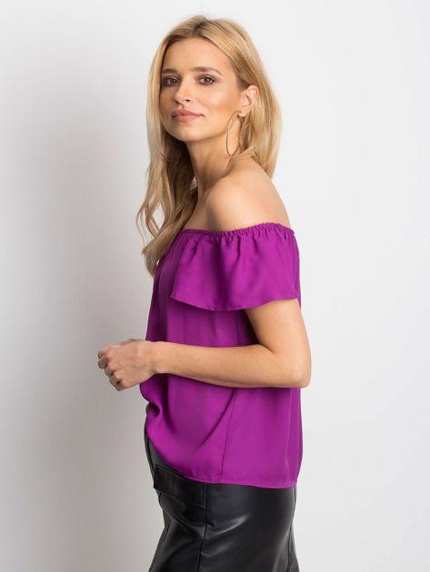 Fioletowa bluzka Mirage                              zdj.                              3