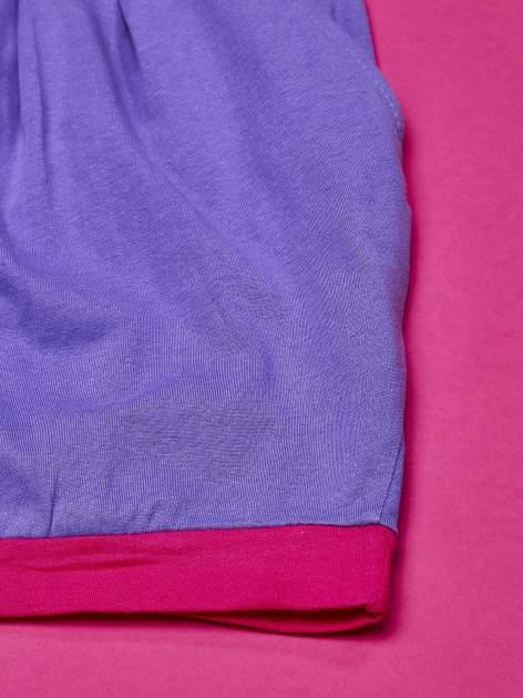 Fioletowa sukienka dla dziewczynki MY LITTLE PONY                              zdj.                              5