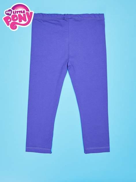 Fioletowe legginsy dla dziewczynki MY LITTLE PONY                                  zdj.                                  2
