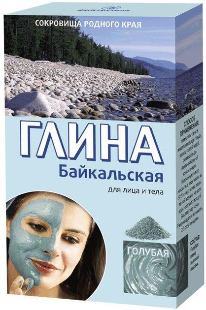 Fitocosmetics Glinka bajkałska błękitna odmładzająca 100 g