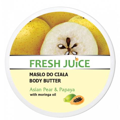 """Fresh Juice Masło do ciała Asian Pear & Papaya  225ml"""""""