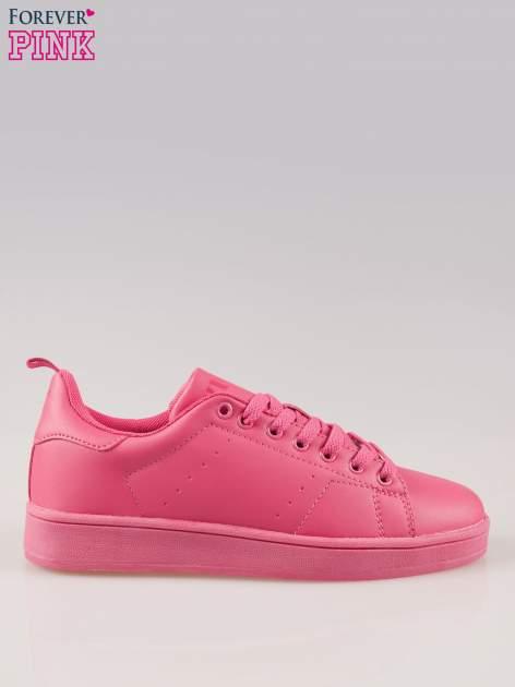 Fuksjowe buty sportowe damskie No Limit                                  zdj.                                  1