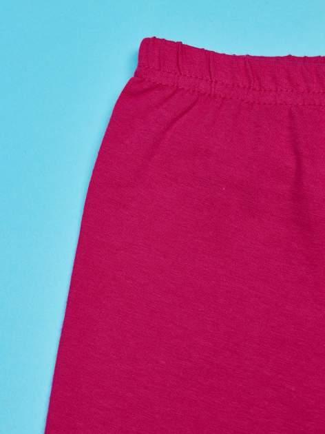 Fuksjowe legginsy dla dziewczynki MY LITTLE PONY                                  zdj.                                  3