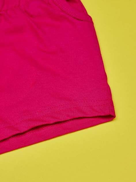Fuksjowe szorty dla dziewczynki LITTLEST PET SHOP                                  zdj.                                  4