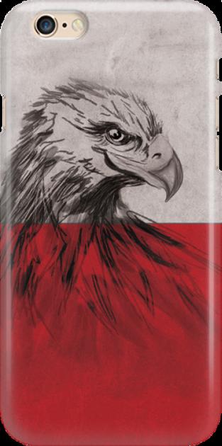 Funny Case ETUI IPHONE 6G EAGLE