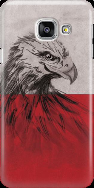 Funny Case ETUI SAMSUNG A3 2016 EAGLE