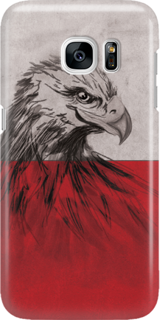 Funny Case ETUI SAMSUNG S7 EAGLE