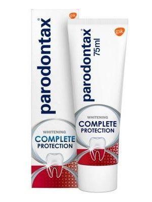 GSK Parodontax Pasta do zębów Complete Protection Whitening  75 ml                              zdj.                              2