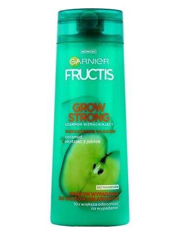 Garnier Fructis Szampon wzmacniający do włosów przeciw wypadaniu Grow Strong  400 ml