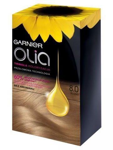 Garnier Olia Farba do włosów nr 8.0 Blond