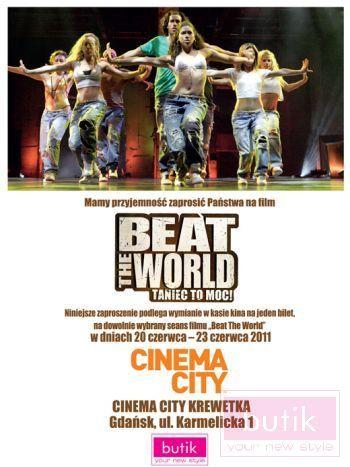 Gdańsk: Beat The World Taniec to moc!                                  zdj.                                  1