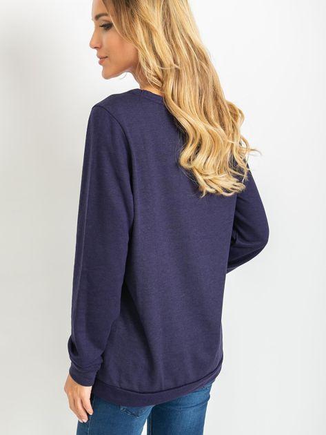 Granatowa bluza Mayfair                              zdj.                              2