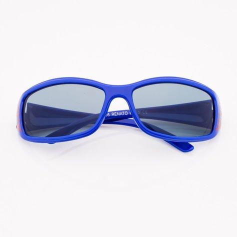 Granatowe Dziecięce Okulary przeciwsłoneczne                              zdj.                              1