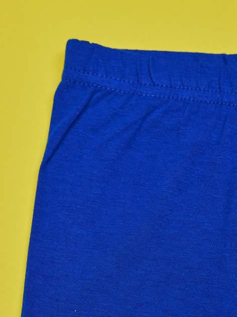 Granatowe legginsy dla dziewczynki MY LITTLE PONY                                  zdj.                                  4