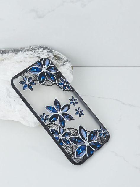 Granatowo-czarne etui do iPhone 7G/8G                              zdj.                              2