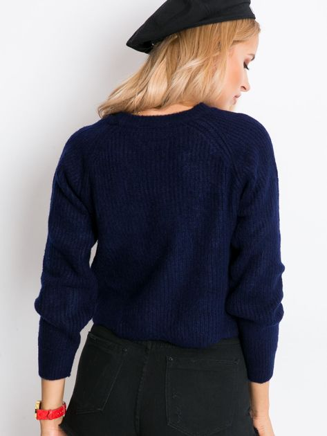 Chabrowy sweter Bounty
