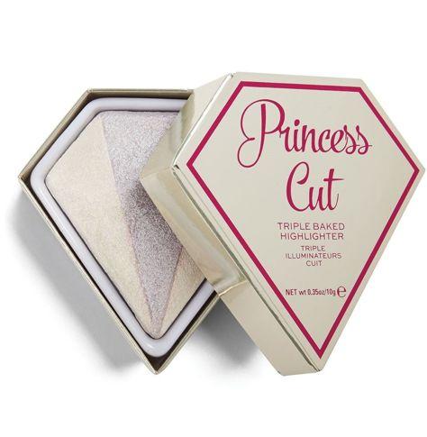 I Heart Revolution Diamond Triple Baked Highlighter Rozświetlacz Princess Cut 10 g