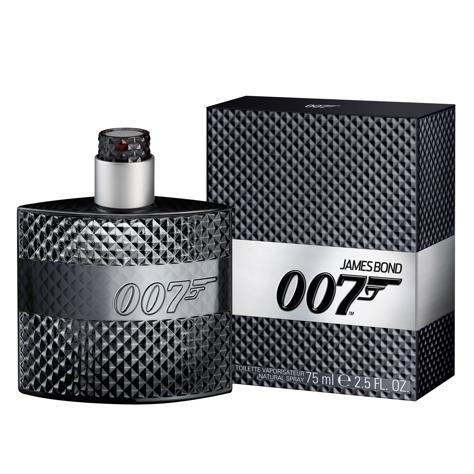 """James Bond 007 for Men Woda toaletowa 75ml"""""""