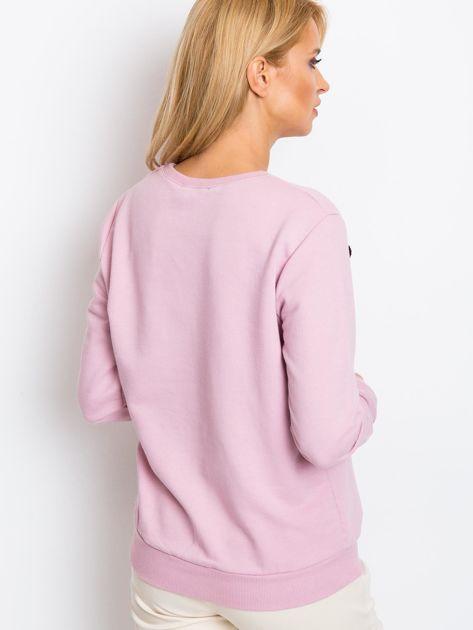 Jasnofioletowa bluza Elsa                              zdj.                              2