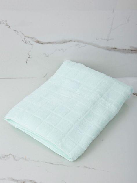 Jasnomiętowy ręcznik kąpielowy                              zdj.                              2