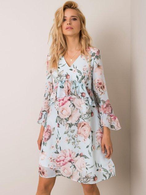 Jasnoniebieska sukienka Heaven